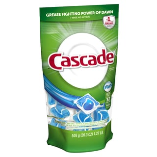 Cascade 14389 Fresh Scent Cascade Action Pac 32-count