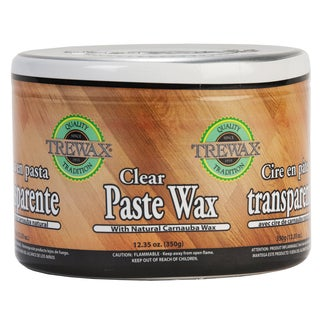 Trewax 197101016 Trewax Clear Paste Wax
