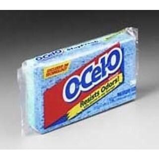3M 7224-T O-Cel-O StayFresh Medium Sponge