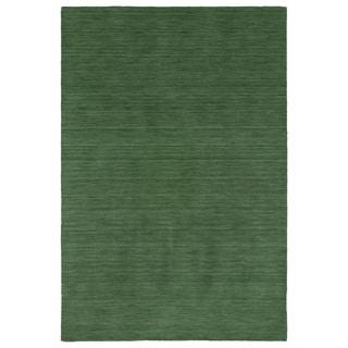 Gabbeh Emerald Hand MadeRug (9'6 x 13')