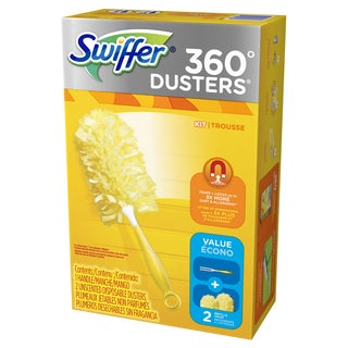 Swiffer 92927 Swiffer 360° Dusters Kit With 2 Refills