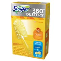 Swiffer 92927 Swiffer 360-degree Dusters Kit With 2 Refills