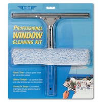 Ettore 04991 2-Step Squeegee Scrubber Combo