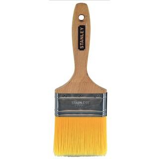 "Stanley BPST02537 4"" Beavertail Flat Professional Paint Brush"