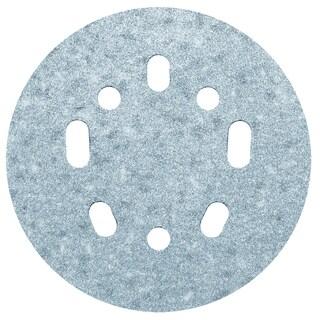 """Norton 03228 5"""" 180 Grit Universal Vac Hole Sanding Disc 3-count"""