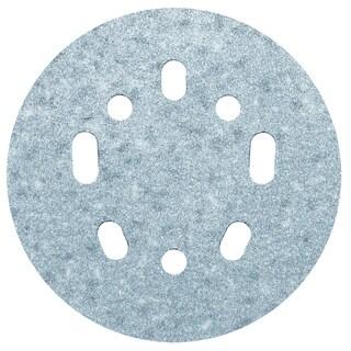 """Norton 03230 5"""" 120 Grit Universal Vac Hole Sanding Disc 3-count"""