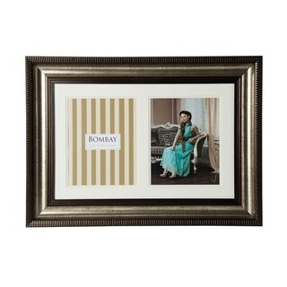 Bombay Bronze Plastic 8 x 10 Collage Frame