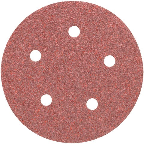 """Porter Cable 725501025 5"""" 100 Grit Sanding Disc 25-count"""