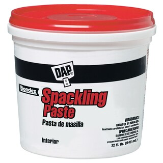 Dap 10200 1/2 Pint Tub Spackling Paste
