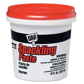 Dap 10204 1 Quart Tub Spackling Paste
