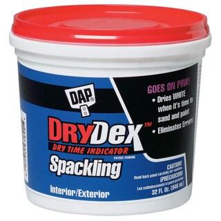 Dap 12330 1 Quart DryDex Spackling Interior/Exterior