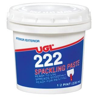 UGL 31606 1/2 Pint 222 Spackling Paste