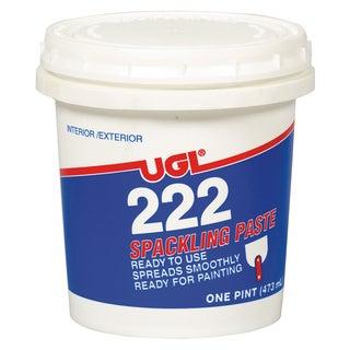 UGL 31611 1 Pint 222 Spackling Paste