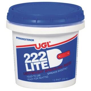 UGL 31806 1/2 Pint 222 Lite Spackling Paste