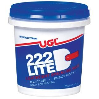 UGL 31811 1 Pint 222 Lite Spackling Paste