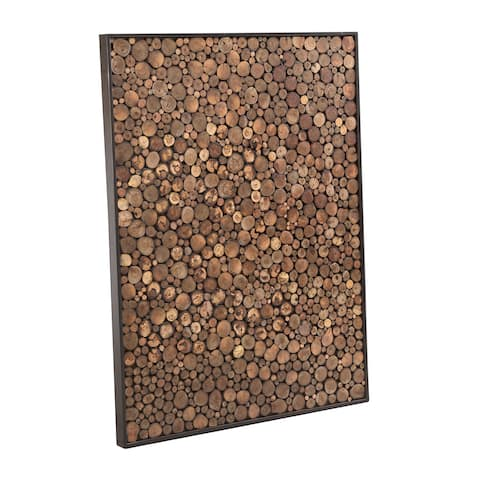 Carbon Loft Topi Natural Wall Art
