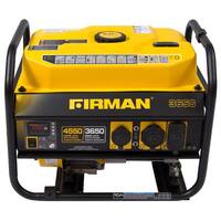 Firman Power Equipment P03601 Gas-powered 3650/4550 Watt Portable Generator