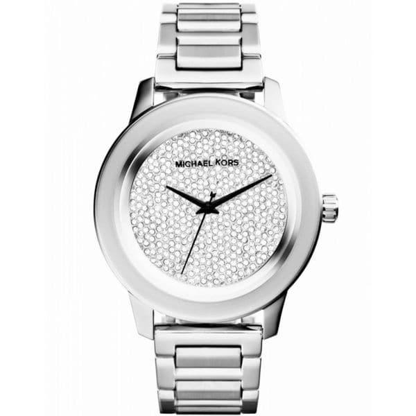 Michael Kors Women's MK5996 'Kinley' Crystal Stainless Steel Watch