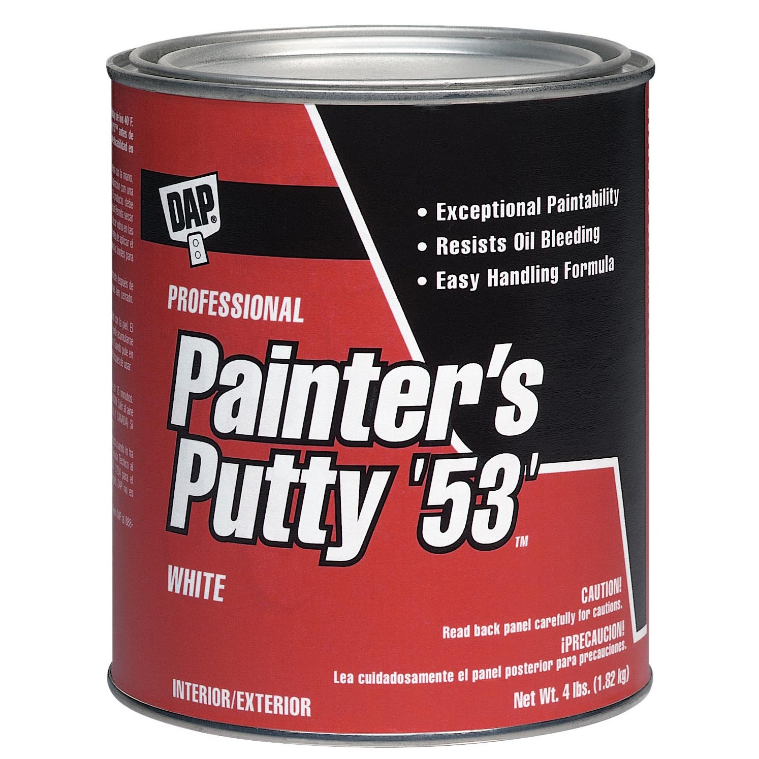 DAP 12244 1 Quart All Purpose Painter's Putty (Pink) Inte...