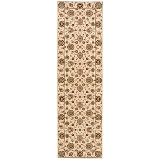 Nourison Persian Crown Ivory Area Rug (2'2 x 8'4)