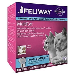 Feliway MultiCat Pheromone Diffuser