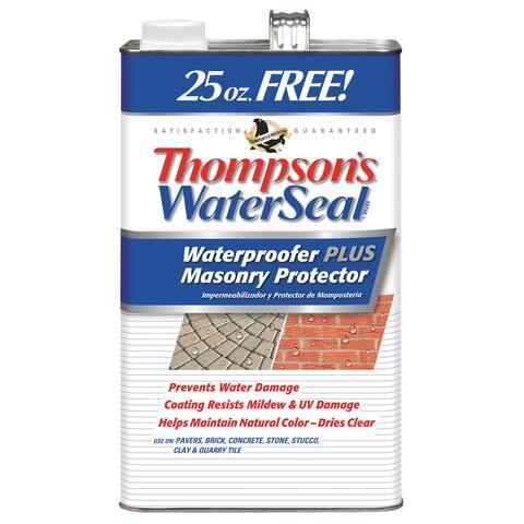Thompsons Waterseal 23111 GL-BONUS WaterSeal Waterproofer Plus Masonry Protector