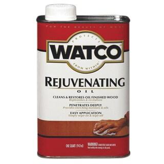 Zinsser 66041 1 Quart Rejuvenating Oil