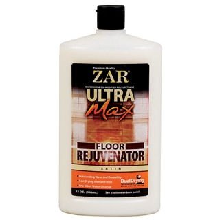 Zar 37412 32 Oz Satin Ultra Max Floor Rejuvenator