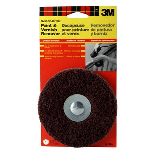 3M 9415 Large Scotch-Brite Paint & Varnish Remover