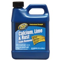 Zep Commercial ZUCAL32 32 Oz Zep Calcium Lime & Rust Remover