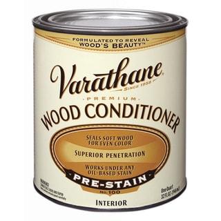 Varathane 211775H 1 Quart Premium Wood Conditioner
