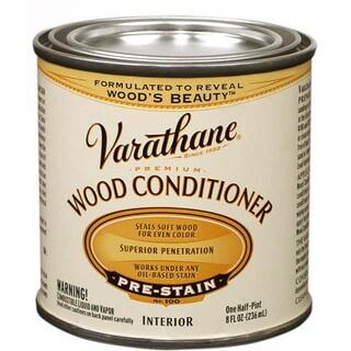 Varathane 211776 1/2 Pint Premium Wood Conditioner