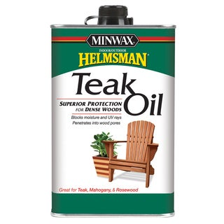 Minwax 47100 1 Pint Teak Oil