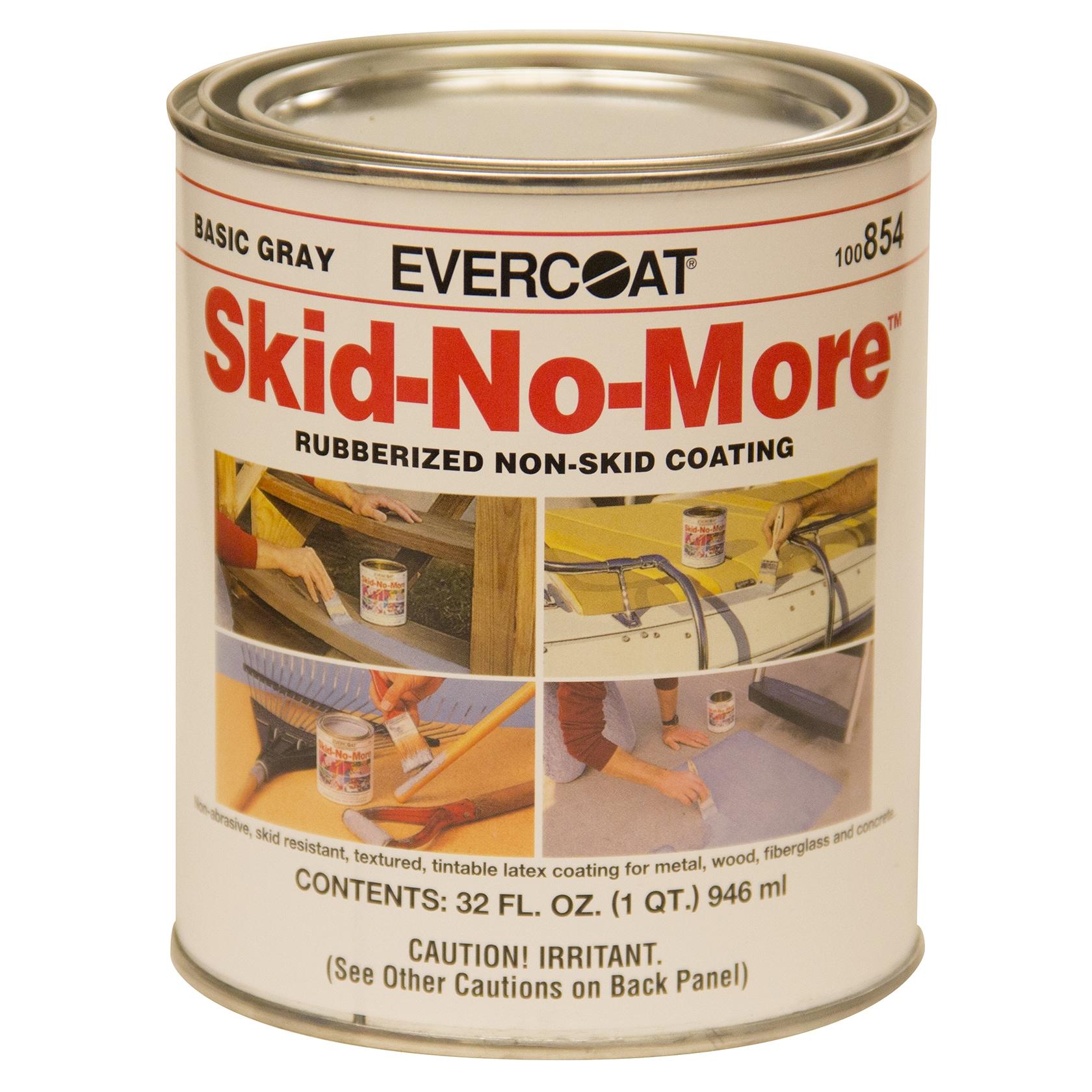 Evercoat 100854 1 Quart Skid-No-More Rubberized Non-Skid ...