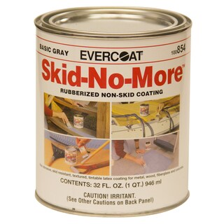 Evercoat 100854 1 Quart Skid-No-More Rubberized Non-Skid Coating
