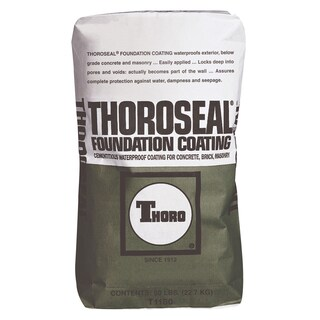 Thoro T1180 GRY 50 Lbs Thoroseal Foundation Coating