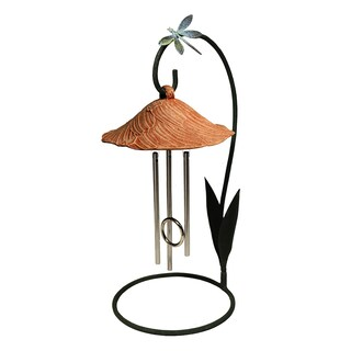 Bella Blossom Solar Powered Indoor Chime