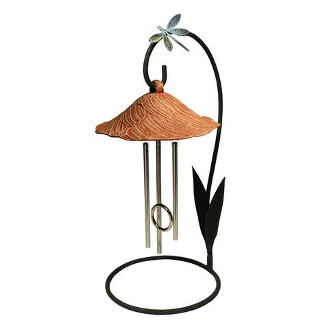 Bella Blossom Solar Powered Indoor Chime