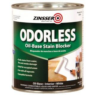 Zinsser 3954 1 Quart Bulls Eye Odorless Primer Sealer