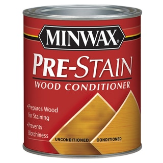 Minwax 13407 1/2 Pint Pre-Stain Wood Conditioner