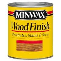 Minwax 22220 1/2 Pint Sedona Red Wood Finish Interior Wood Stain