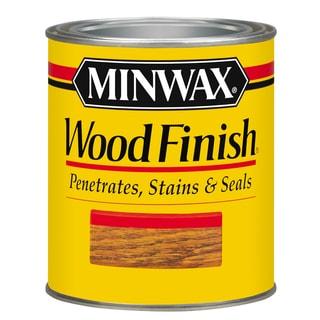 Minwax 22350 1/2 Pint Cherry Wood Finish Interior Wood Stain