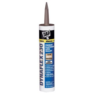 Dap 18420 Dark Bronze Dynaflex 230 Sealant