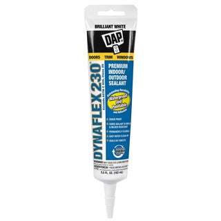 Dap 18885 5.5 Oz White Dynaflex 230 Premium Indoor/Outdoor Sealant