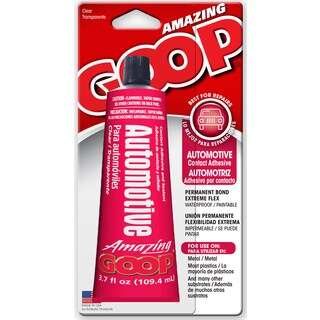 Amazing Goop 160011 Automotive Goop Contact Adhesive & Sealant