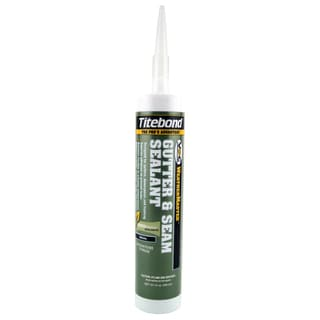 Titebond 7331 10.1 Oz White Gutter & Seam Sealant