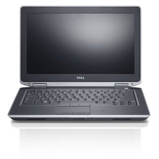 Dell Latitude E6320 13.3-inch - Intel Core i7 2nd Gen 2.70GHz 8GB 320GB Windows 10 Pro 64-Bit Gunmetal Grey Refurbished Laptop
