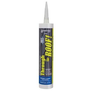 Sashco 14010 10.5oz 10.5 Oz Through The Roof Sealant