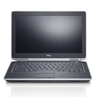 Dell Latitude E6320 13.3-inch - Intel Core i5 2nd Gen 2.50GHz 8GB 320GB Windows 10 Pro 64-Bit Gunmetal Gray Refurbished Laptop