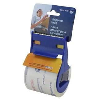 "Intertape Polymer Group 3196 2"" X 17.5 Yds Clear Film General Purpose Carton Sealing Tape"